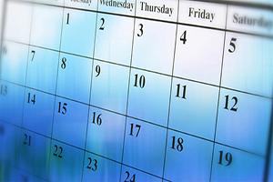 Weekly Activities Planner